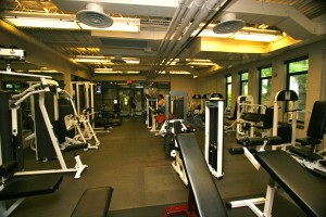 Weight Room and more at Leland Community Center